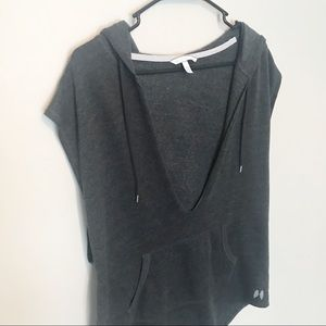 Victoria's Secret Angel Cut Off Sleeve Sweatshirt